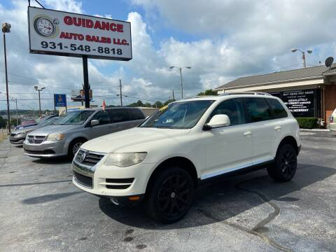 2009 Volkswagen Touareg 2 for sale at Guidance Auto Sales LLC in Columbia TN