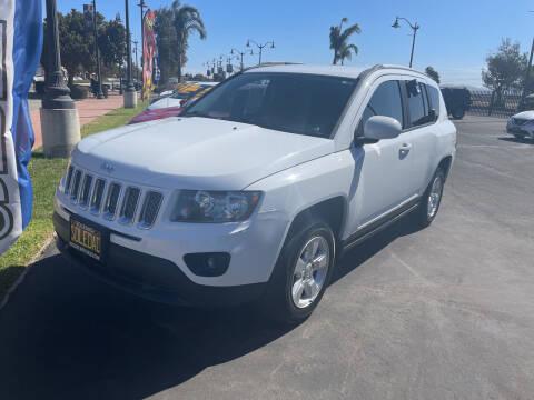 2017 Jeep Compass for sale at Soledad Auto Sales in Soledad CA