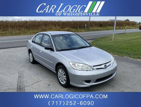 2005 Honda Civic for sale at Car Logic in Wrightsville PA