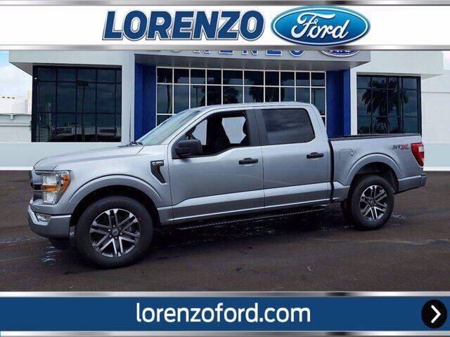 2021 Ford F-150 for sale in Homestead, FL