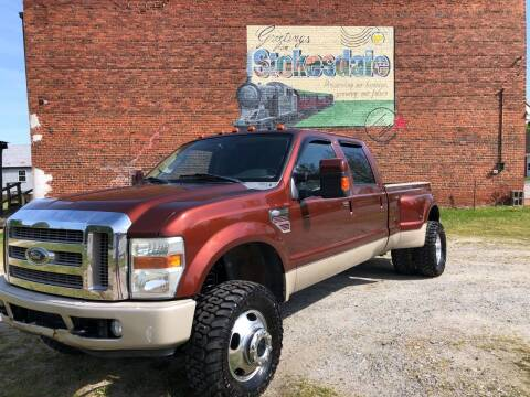 2008 Ford F-350 Super Duty for sale at Priority One Auto Sales in Stokesdale NC