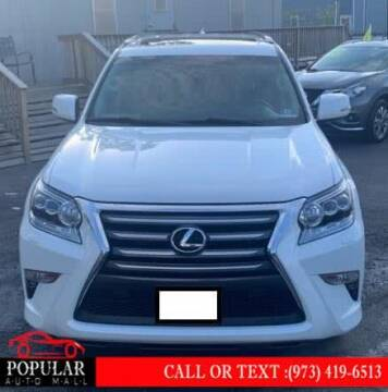 2014 Lexus GX 460 for sale at Popular Auto Mall Inc in Newark NJ