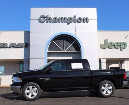 2020 RAM Ram Pickup 1500 Classic for sale at Champion Chevrolet in Athens AL