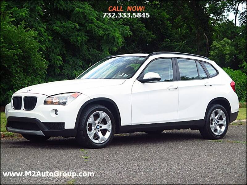 2014 BMW X1 for sale at M2 Auto Group Llc. EAST BRUNSWICK in East Brunswick NJ