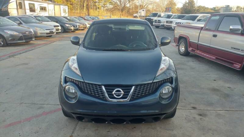 2014 Nissan JUKE for sale at Adonai Auto Broker in Marietta GA