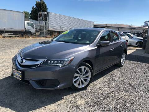 2017 Acura ILX for sale at Yaktown Motors in Union Gap WA