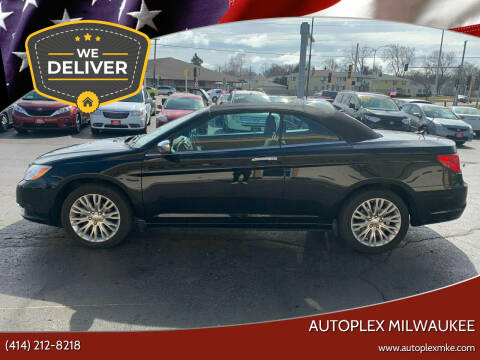 2011 Chrysler 200 Convertible for sale at Autoplex 2 in Milwaukee WI