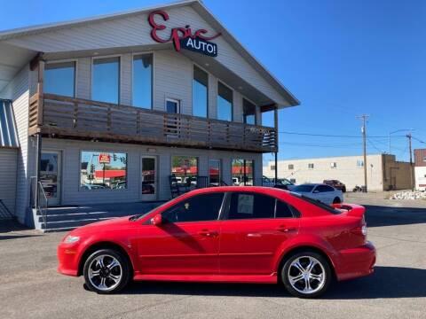 2005 Mazda MAZDA6 for sale at Epic Auto in Idaho Falls ID