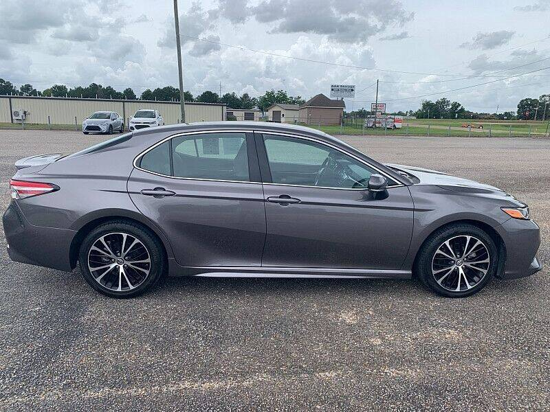 2018 Toyota Camry for sale at C & H AUTO SALES WITH RICARDO ZAMORA in Daleville AL