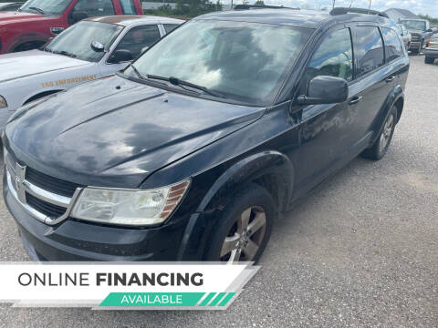 2010 Dodge Journey for sale at Strait-A-Way Auto Sales LLC in Gaylord MI