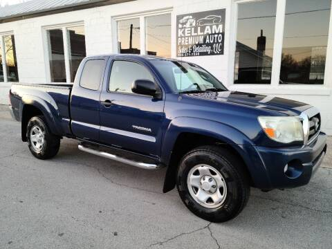 2008 Toyota Tacoma for sale at Kellam Premium Auto Sales & Detailing LLC in Loudon TN