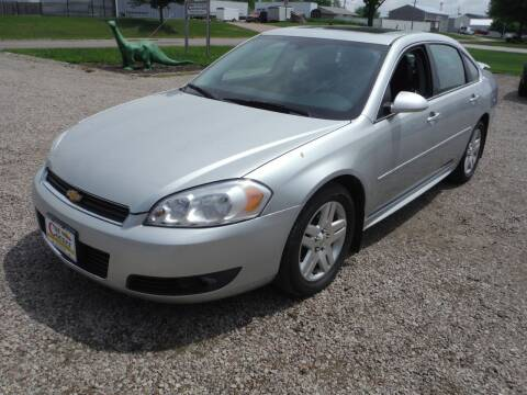 2011 Chevrolet Impala for sale at Car Corner in Sioux Falls SD
