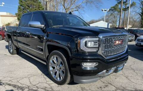2017 GMC Sierra 1500 for sale at Dad's Auto Sales in Newport News VA