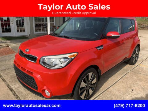 2014 Kia Soul for sale at Taylor Auto Sales in Springdale AR