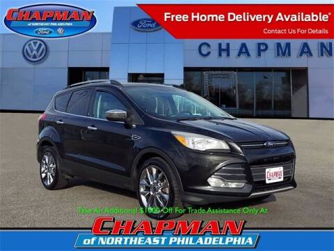 2014 Ford Escape for sale at CHAPMAN FORD NORTHEAST PHILADELPHIA in Philadelphia PA