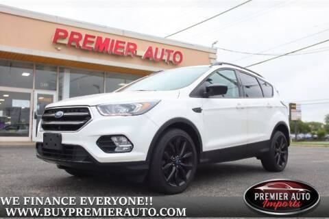 2017 Ford Escape for sale at PREMIER AUTO IMPORTS - Temple Hills Location in Temple Hills MD
