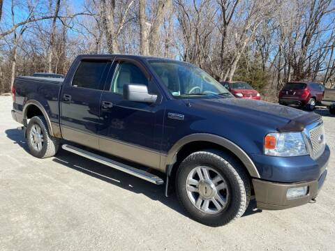 2004 Ford F-150 for sale at Kansas Car Finder in Valley Falls KS