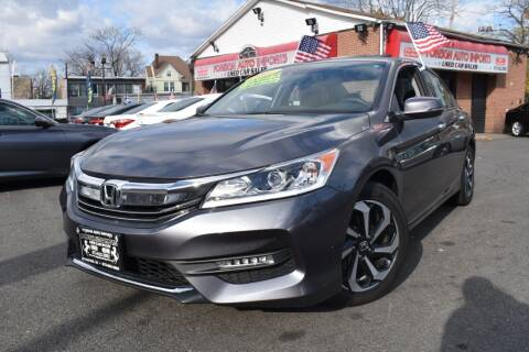2017 Honda Accord for sale at Foreign Auto Imports in Irvington NJ