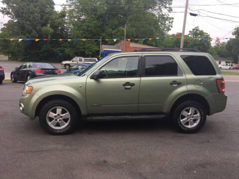 2008 Ford Escape for sale at Diamond Auto Sales in Lexington NC