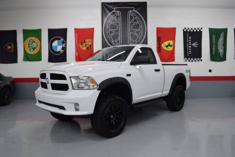 2016 RAM Ram Pickup 1500 for sale at Iconic Auto Exchange in Concord NC