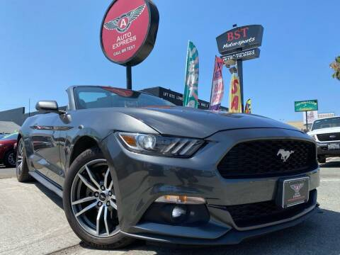 2016 Ford Mustang for sale at Auto Express in Chula Vista CA