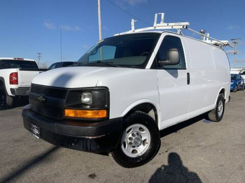2013 Chevrolet Express Cargo for sale at Superior Auto Mall of Chenoa in Chenoa IL