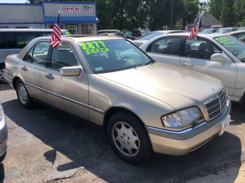 1997 Mercedes-Benz C-Class for sale at Klein on Vine in Cincinnati OH
