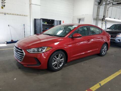 2017 Hyundai Elantra for sale at Amicars in Easton PA