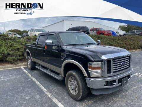 2010 Ford F-350 Super Duty for sale at Herndon Chevrolet in Lexington SC
