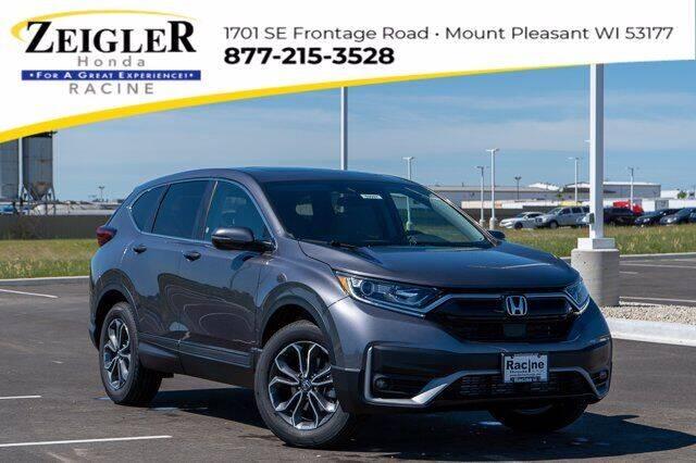 2021 Honda CR-V for sale in Mount Pleasant, WI