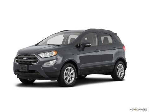 2020 Ford EcoSport for sale at FOWLERVILLE FORD in Fowlerville MI