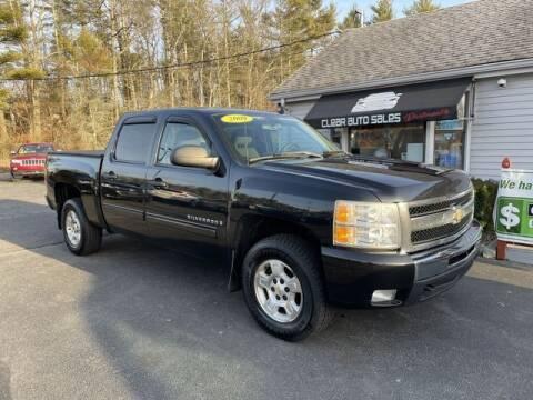 2009 Chevrolet Silverado 1500 for sale at Clear Auto Sales 2 in Dartmouth MA