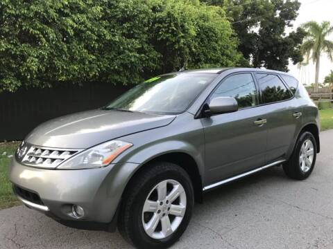 2006 Nissan Murano for sale at LA Motors Miami in Miami FL