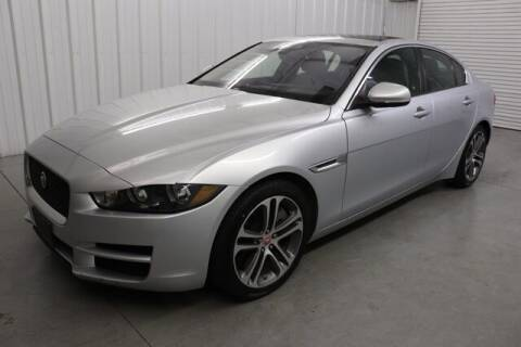 2017 Jaguar XE for sale at JOE BULLARD USED CARS in Mobile AL