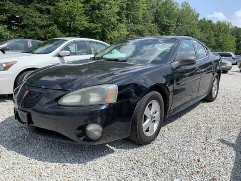 2004 Pontiac Grand Prix for sale at Doyle's Auto Sales and Service in North Vernon IN