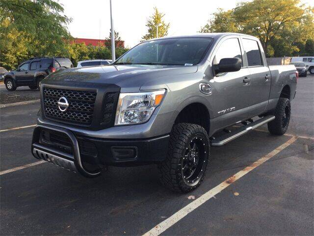 2018 Nissan Titan XD for sale in Hilliard, OH