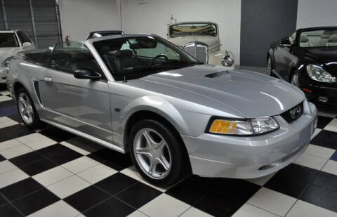 2000 Ford Mustang for sale at Podium Auto Sales Inc in Pompano Beach FL