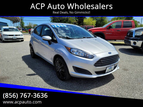 2014 Ford Fiesta for sale at ACP Auto Wholesalers in Berlin NJ