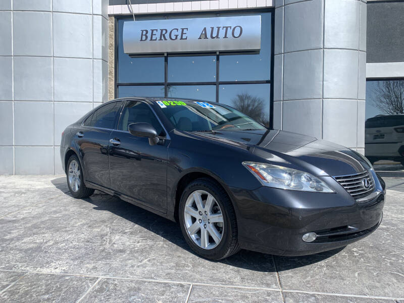 2008 Lexus ES 350 for sale at Berge Auto in Orem UT