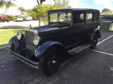 1927 Dodge 400