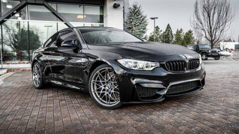 2017 BMW M4 for sale at MUSCLE MOTORS AUTO SALES INC in Reno NV