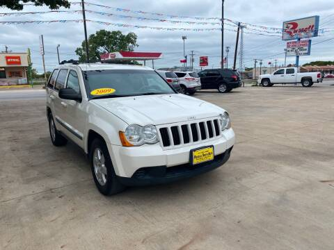 2009 Jeep Grand Cherokee for sale at Russell Smith Auto in Fort Worth TX