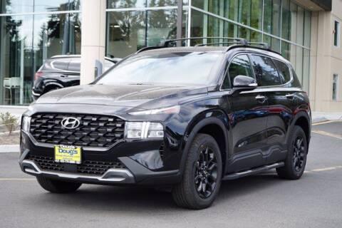 2022 Hyundai Santa Fe for sale at Jeremy Sells Hyundai in Edmonds WA