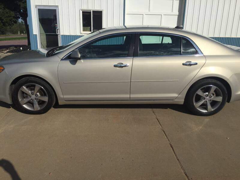2012 Chevrolet Malibu for sale at Bauman Auto Center in Sioux Falls SD