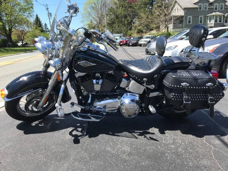 2015 Harley-Davidson Heritage Softail  for sale at Beaver Lake Auto in Franklin NJ