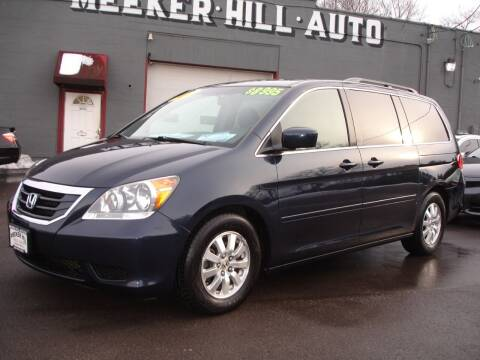 2010 Honda Odyssey for sale at Meeker Hill Auto Sales in Germantown WI