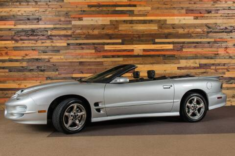 2000 Pontiac Firebird for sale at AutoSmart in Oswego IL