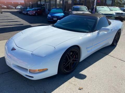 1998 Chevrolet Corvette for sale at EMT MOTORS LLC in Portland OR