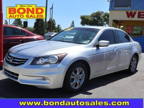2011 Honda Accord for sale at Bond Auto Sales in St Petersburg FL