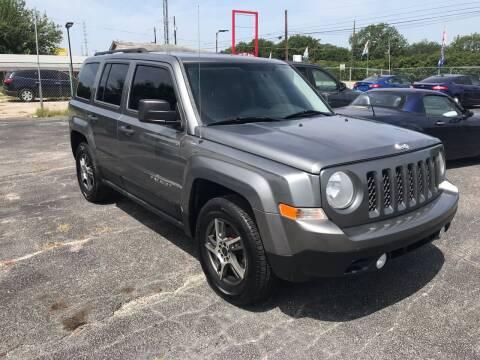 2011 Jeep Patriot for sale at K-M-P Auto Group in San Antonio TX